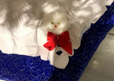kitty tree skirt